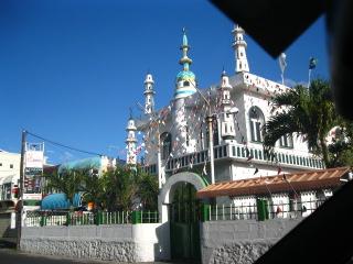 mosquée fanionnée